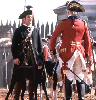 the portrayal of the american revolution in the movie patriot American history: the patriot  how does the movie portray education in  there were almost as many loyalists as there were patriots during the american revolution.
